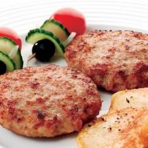 hamburger varianta de servire