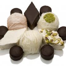 pismaniye cu fistic si ciocolata